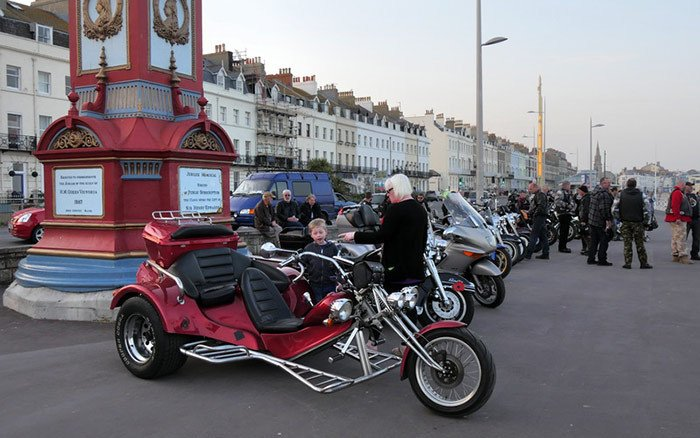 Bike Night Weymouth